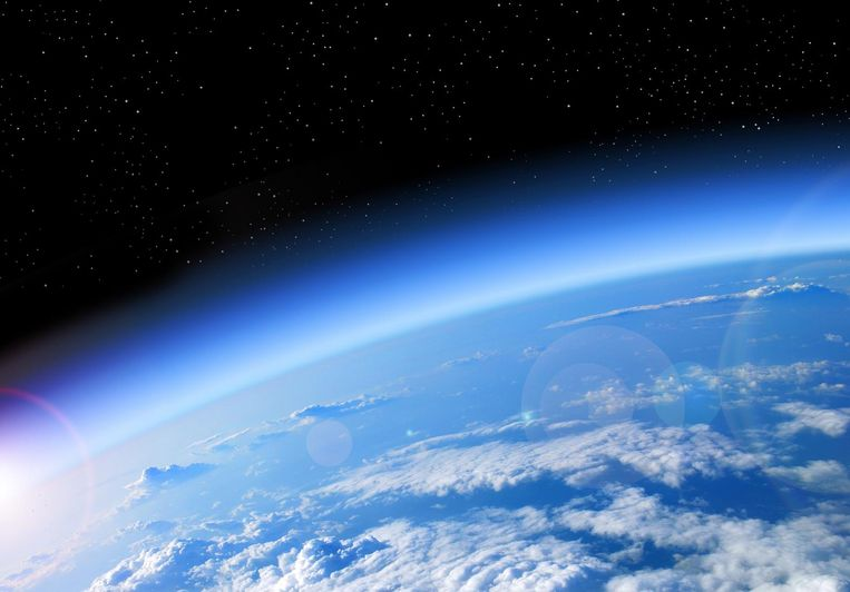 De aarde werd al meermaals gefotografeerd vanuit de ruimte.