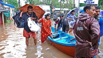 Al meer dan 80 doden bij overstromingen in Indiase Kerala