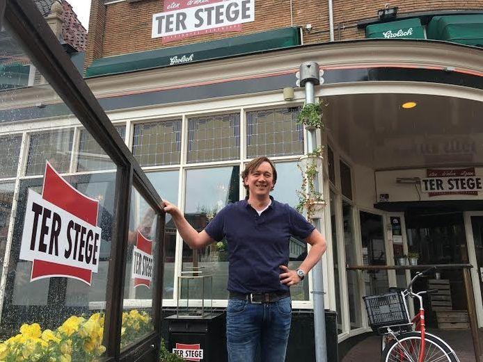 Maurice Nevels stopt per 1 september met hotel Ter Stege in Oldenzaal.