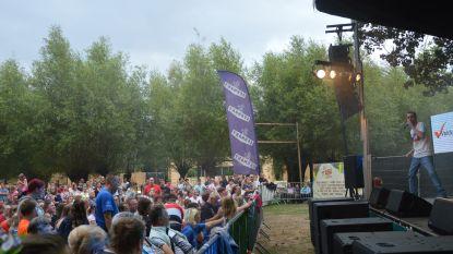 Stad start boombeschermingsplan voor park, zodat evenementen er in toekomst kunnen blijven plaatsvinden