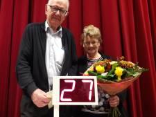 Al ruim 50 jaar draaien Wiel en Toos Verriet de bingo in Groesbeek