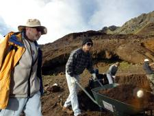 Nederlands-Amerikaanse schatzoeker moet stoppen met graven naar 'Spaanse zilvervloot'