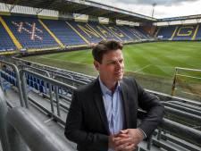 NAC-directeur Eisenga over ontslag Brood: 'weinig vertrouwen en geen chemie met spelers'