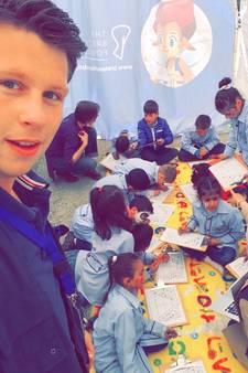 Tilburgse vrijwilliger in Libanon: 'Vluchtelingenkampen midden in de woonwijken'