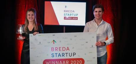 Dit is de winnaar van de Breda Startup Award:  'Startups tonen lef. Dat biedt hoop op betere tijden.'