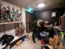 Verdachten van drugshandel via Alphens waterpijpcafé bijna allemaal uit de cel