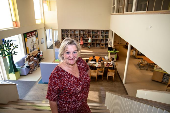 Mieke Vogels directrice kincentrum Rips neemt afscheid
