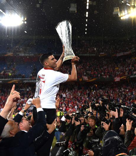 Recordhouder Sevilla jaagt op zesde titel in Europa League