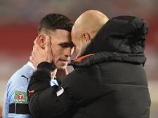 Guardiola steekt de loftrompet over Foden: 'Als ik bondscoach zou zijn, wist ik het wel'