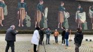 Avondwandeling langs graffiti en muurschilderingen