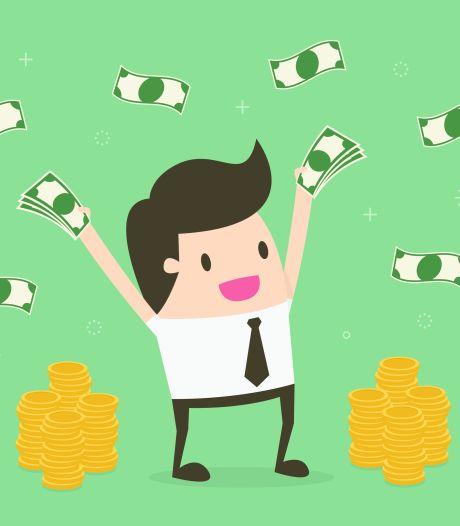 'Je moet echt plezier hebben in geld verdienen'