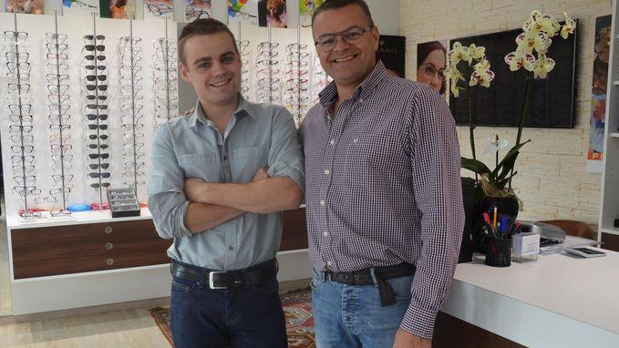 Optiek steunt ngo die blindheid bestrijdt
