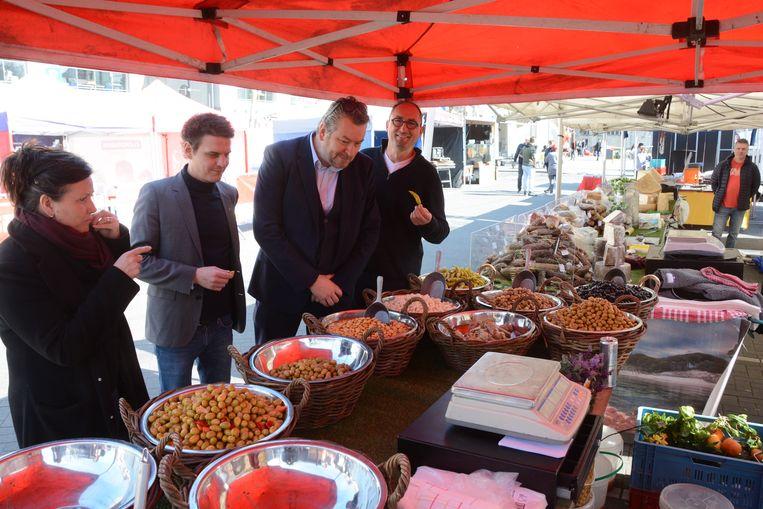 Fiesta Europa biedt specialiteiten aan uit alle hoeken van Europa.