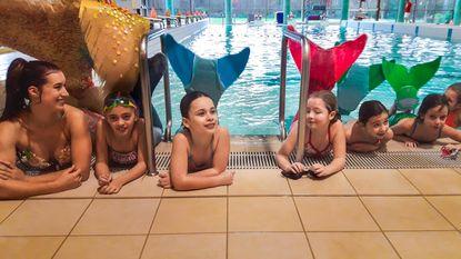 8d75ebd048adfc De stiekeme droom van veel kleine meisjes: de Mermaid School in Leuven  maakt van elke waterrat een zeemeermin