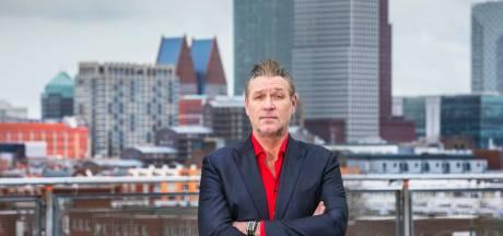Den Haag, stad barstensvol barsten en bordenvol borden