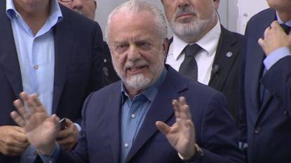 """""""Probeer voor één keer geen rat te zijn!"""": stoppen slaan door bij Napoli-eigenaar nadat Mertens & co zuur puntenverlies lijden"""