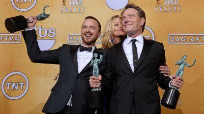 Fans teleurgesteld: Bryan Cranston en Aaron Paul tóch niet samen in Breaking Bad-film