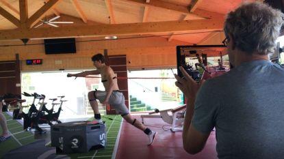 VIDEO. Kampioenen Dewaest en Berge beginnen nú al aan het nieuwe seizoen