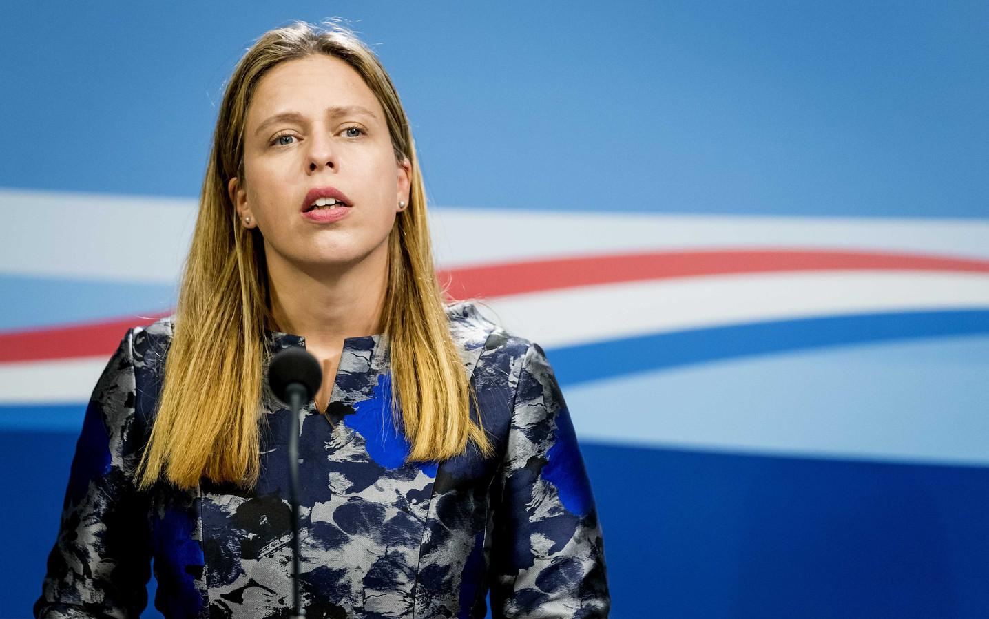 Minister Carola Schouten (Landbouw, Natuur en Voedselkwaliteit).