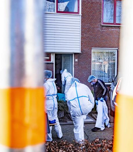 Ook vandaag onderzoek in huis Etten-Leur waar vier familieleden omkwamen, vader nog spoorloos