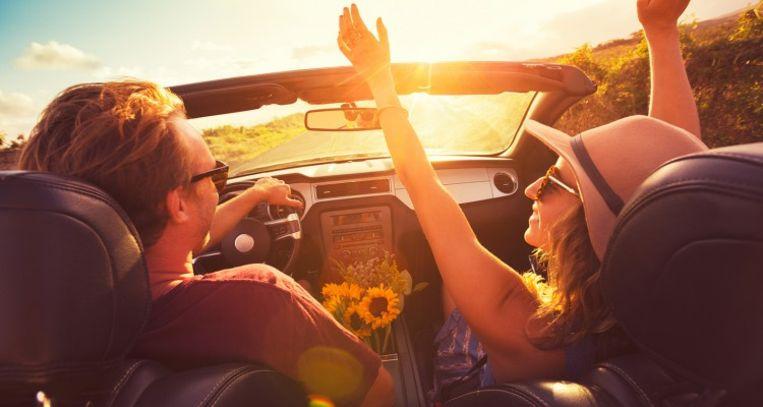 Cabrio's zijn minder vaak betrokken bij ongevallen dan auto's met een vast dak, zo blijkt uit een Amerikaanse analyse