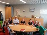 Basisschoolleerlingen Heusden houden Jeugdcongres Vluchtelingenopvang