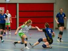 Handbalsters ESCA pakken overwinning