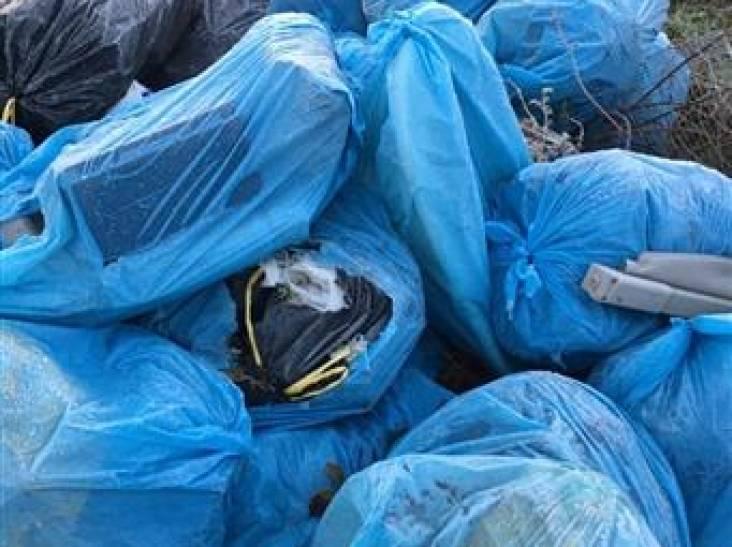 Tilburger (32) betaalt onbekenden om vieze luiers te dumpen in natuurgebieden: draait op voor kosten