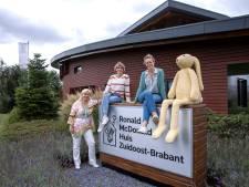 Samen aan de bak voor een vernieuwd Ronald McDonald Huis