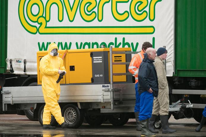 Er is vogelgriep vastgesteld bij een eendenhouderij in Kamperveen.