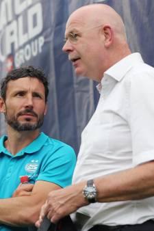 PSV-directeur Gerbrands: 'Nieuw eredivisie-akkoord is een eerste stapje'