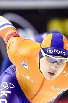 Kai Verbij voorlopig eerste op WK-sprint