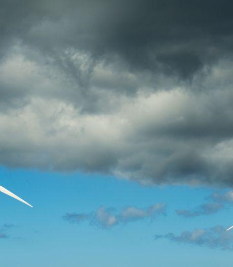 Plan windmolens baart 'Waspik' zorgen: protest met speciaal volkslied