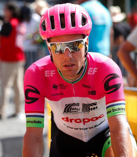 Langeveld is goede klassering in Ronde van de Provence kwijt