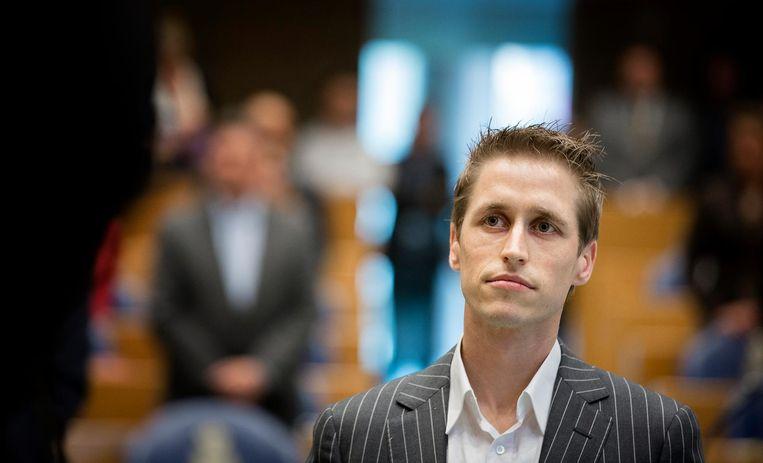 Michiel van Nispen (SP): 'Als ze niet over je praten, is het goed' Beeld ANP