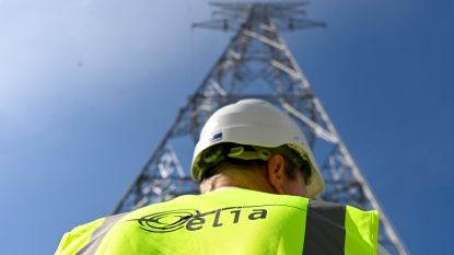 Elia legt zes kilometer lange elektriciteitskabels langs spoorweg aan