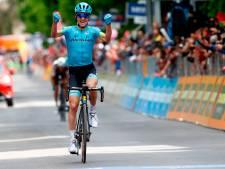 Bilbao remporte l'avant-dernière étape du Giro, Carapaz reste maillot rose