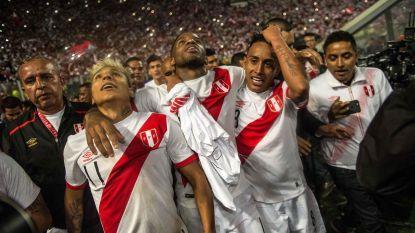 Italië en Chili wrijven zich in de handen: dreigt Peru het WK alsnog mis te lopen?