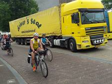 Hengelo startpunt van 1.100 kilometer lange fietstocht