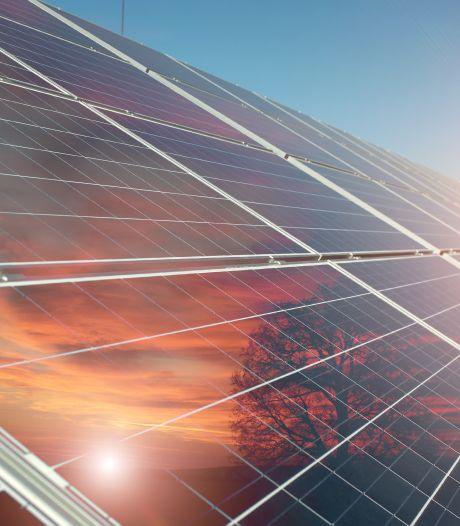 Zorgen om zonnepanelen in Helmond