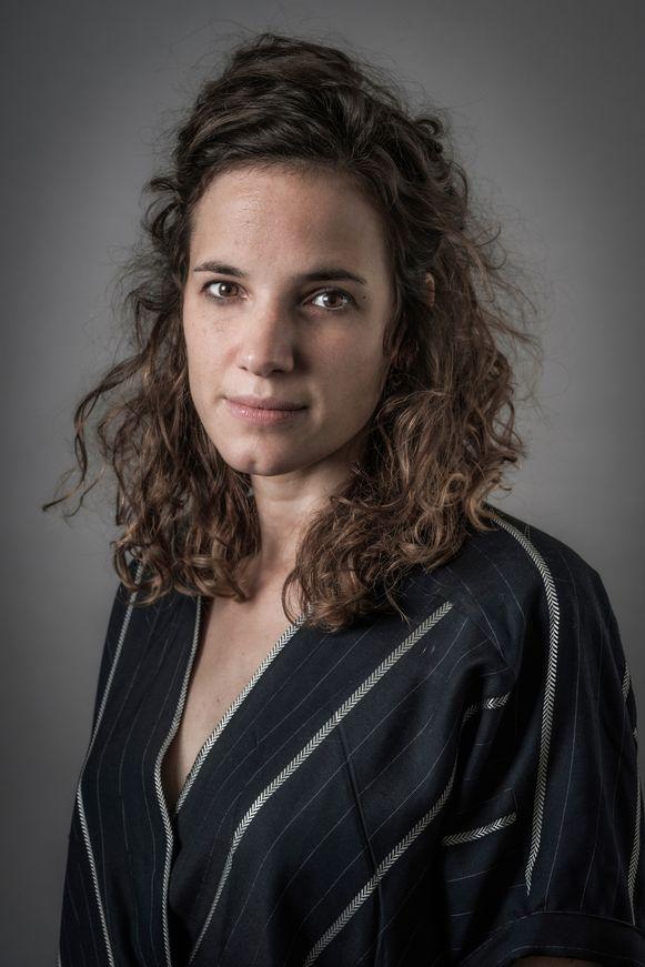 Isolde Van Den Eynde.
