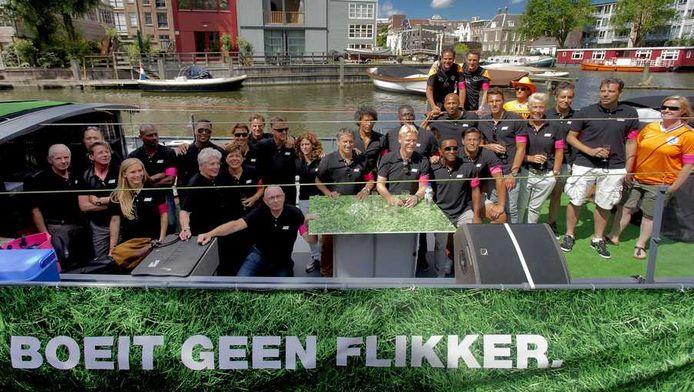 De KNVB-boot