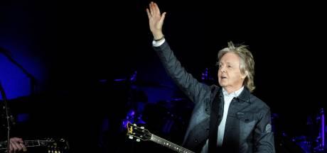 Paul McCartney vreest dat hij zijn laatste show al heeft gespeeld