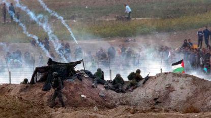Zeker zeven doden bij vuurgevechten in Gazastrook, Netanyahu breekt bezoek aan Frankrijk af