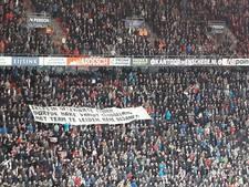 Staande ovatie Twente-aanhang voor ontslagen Hake