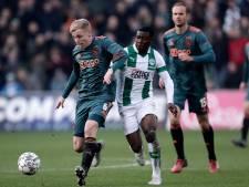 LIVE    Ajax bezig met slotoffensief, FC Groningen houdt stand