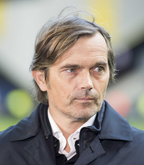 Cocu: 'PEC-PSV is niet alleen qua stand een topper'