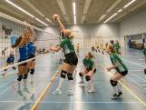 Volleybalsters BOK boeken tweede maximale zege, YVC klimt naar middenmoot