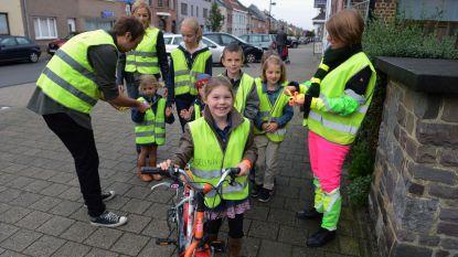 Gemeentelijke basisschool Keerbergen bekroond met Verkeer op School-medaille