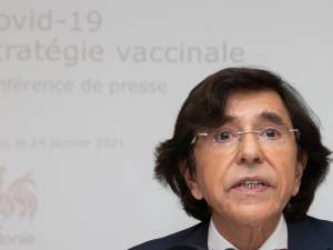 La Région wallonne dévoile la suite de son plan de vaccination